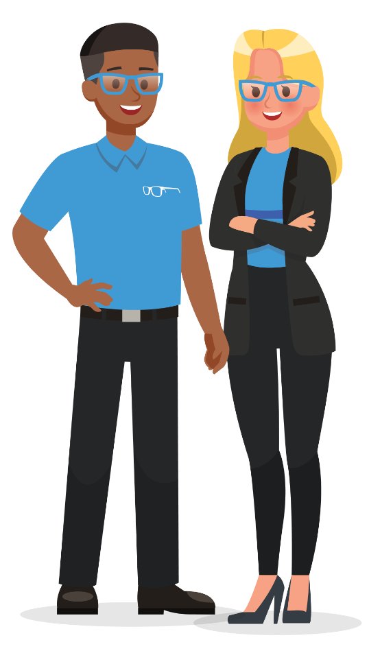 IT service specialists